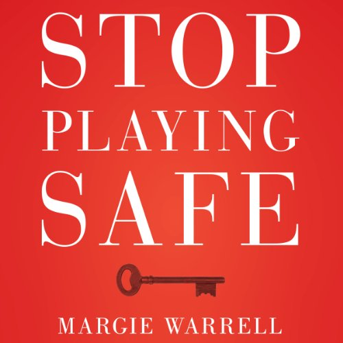 Stop Playing Safe audiobook cover art