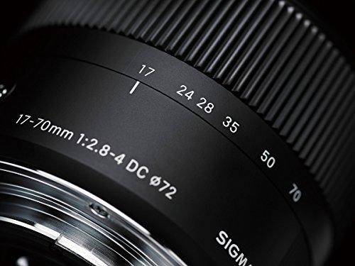 SIGMAズームレンズContemporary17-70mmF2.8-4DCMACROOSHSMキヤノン用APS-C専用884543
