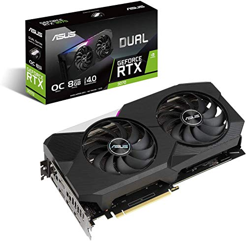ASUS Dual GeForce RTX 3070 8GB OC...