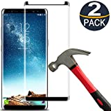 [2 Pack]Samsung Galaxy Note 8 Screen Protector Tempered Glass...