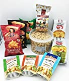 APERIBOX - Paquita Tortilla/BBQ/Chili + Arachidi XXL +Patatine Olio Oliva, Grigliata + Panealba Crostini Mediterraneo, Pomodoro, Rosmarino + Taralli Finocchio