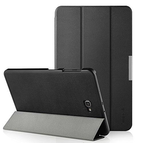 """Simpeak Cover Compatibile per Galaxy Tab A 10.1 Custodia, Smart Case Compatibile con Samsung Galaxy Tab A 10.1"""" (2016)(SM-T580 / T585) Tablet Ultra-Sottile Folio Supporto Auto Sveglia/Sonno"""