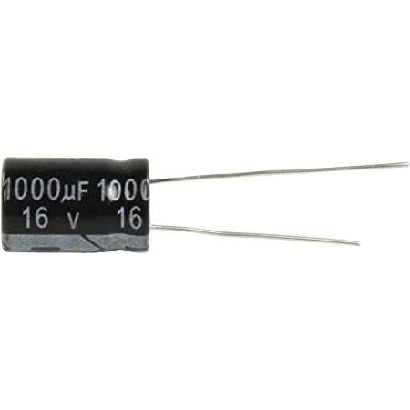 Elko Elektrolytkondensator 1000uf 16v Low Impedanz 105 C 2 Stück 1007 Spielzeug