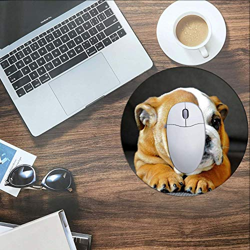 Mouse Pads English Bulldog Mouse Mat Game Office Accessory Desktop Photo #7