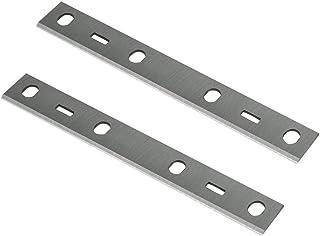 "POWERTEC 148010X 6"" Jointer Knives For Delta 37-070, Jt160, HSS, 2Piece"