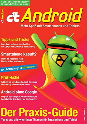 c't Android 2015: Der Praxis-Guide (German Edition)