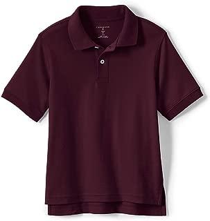 burgundy school uniform shirts