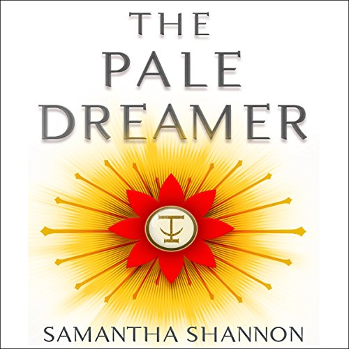 The Pale Dreamer audiobook cover art