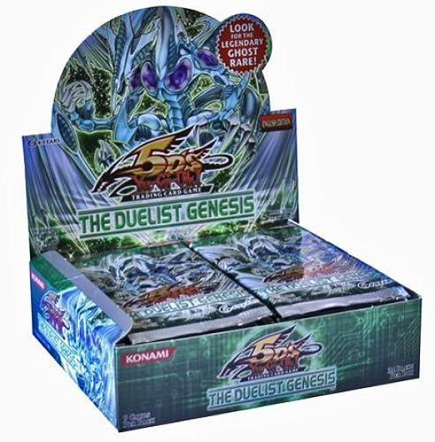 YuGiOh 5D's The Duelist Genesis Booster Box (24 Packs)