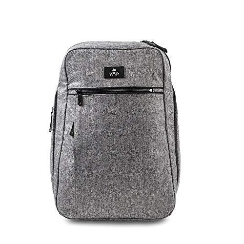 JuJuBe | Ballad Backpack, Multi-Functional Everyday Bag | Graphite