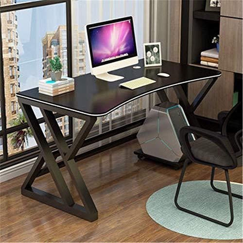Living Equipment Escritorio para juegos Escritorio para computadora Escritorio Escritorio para estudio en casa Dormitorio pequeño Juegos para juegos Escritorio simple Escritorio para escribir Mesa