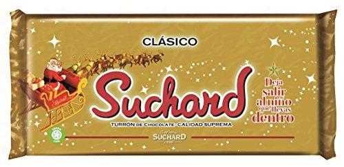 Suchard - Turrón de Chocolate Crujiente, 260 g