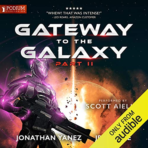Gateway to the Galaxy, Part II cover art