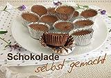 Schokolade – selbst gemacht (Wandkalender 2021 DIN A3 quer)