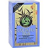 Triple Leaf Tea Triple Leaf Tea, Inc. Cold & Flu Time Tea (no Ma Huang) 20 BAG (Pack of 6)