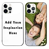 Titafel Personalized Custom Phone Case for Apple iPhone 12 Pro Max Design Your Own Custom Picture Photo Case-Style 4