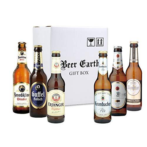 ドイツビール6本 飲み比べセット 【全品正規輸入品 】(ヴァルシュタイナー クロンバッハ エルディンガー ...