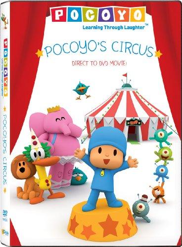 Pocoyo: Pocoyo Circus [DVD] [Region 1] [NTSC] [US Import]