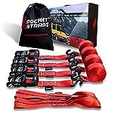 Best Ratchet Straps - Rocket Straps - Heavy Duty Ratchet Straps | Review
