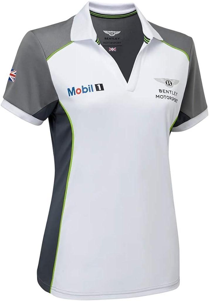 Bentley Motorsports Mail order cheap Women's Polo Team El Paso Mall Shirt