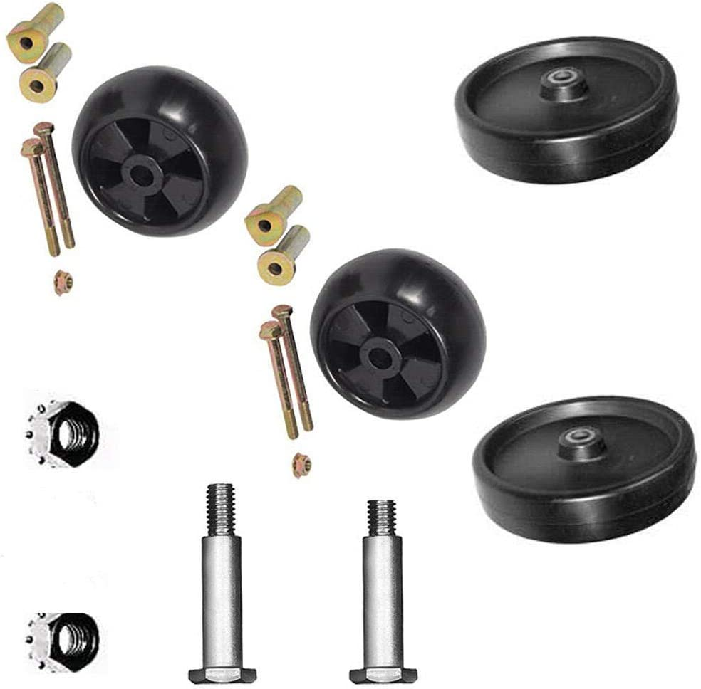 Ranking TOP12 New Deck Wheel Kit Compatible with OFFicial shop 400 318 420 316 John Deere