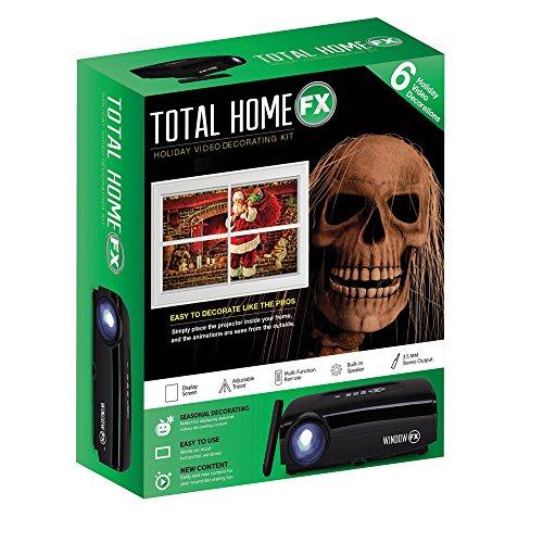 Total HomeFX 75088 Mini Projector Decoration Kit