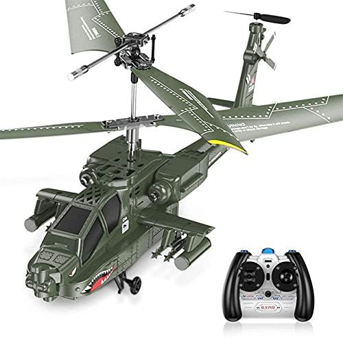 Darenbp Avión de control remoto RC Aircraft Control remoto RC Helicóptero Drone Toy Toy 3.5 canal RC Avión, Estabilizador Gyro y Helicóptero de alta velocidad de juguete de juguete Regalos de cumpleañ