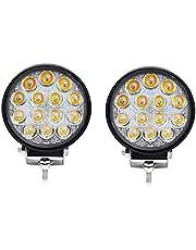Werklichtbalk, BeiLan 18W LED-werkverlichting Bar Cree Offroad Auto Vrachtwagens Boottractor ATV Fog Driving Lamp 12V / 24V
