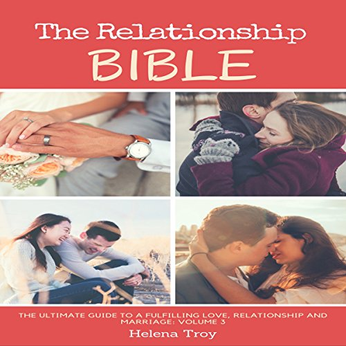 The Relationship Bible audiobook cover art