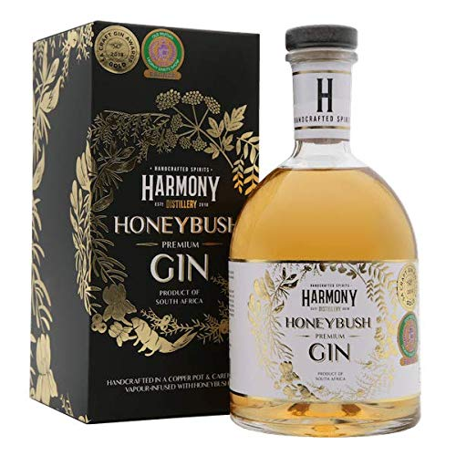 Honeybush Premium Hand Crafted Gin 700ml 43% VOL