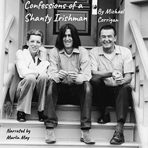 Confessions of a Shanty Irishman audiobook cover art