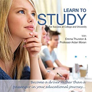 Learn to Study cover art