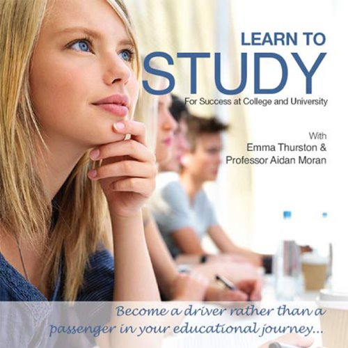 Learn to Study audiobook cover art
