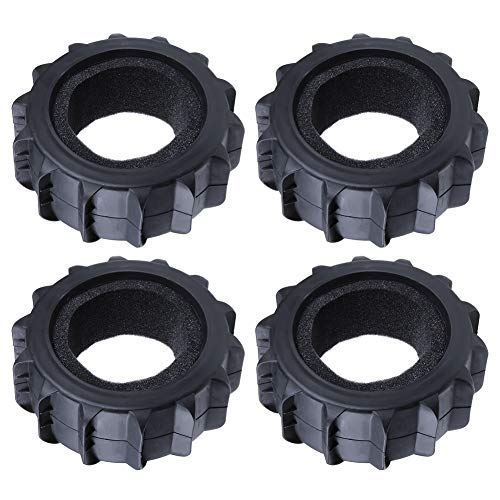 Hobbypark 1/8 Buggy Paddle Tires Snow Sand Tyres with Foam Inserts Off Road Scale Baja Replacement...