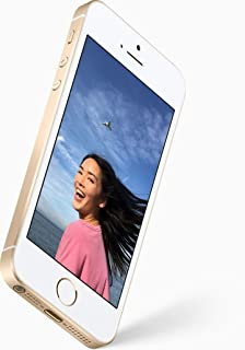 Apple iPhone SE Gold 16GB SIM-Free Smartphone (Renewed)
