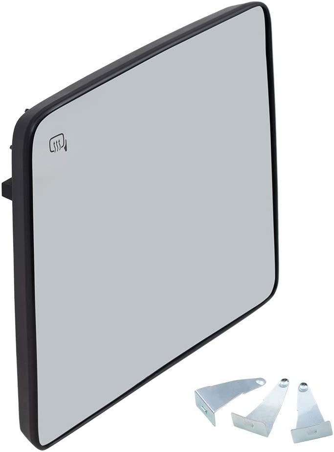 Brock ブランド買うならブランドオフ Replacement Driver Power Upper 選択 Mirror Glass with Tow Base