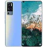 CYJ 4G Smartphone, Écran Goutte d'eau 7.0 Pouces Caméras 24MP+48M, Face...