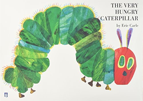The Very Hungry Caterpillar (Big Books)