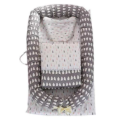 Buy Bargain Abreeze Baby Lounger,Infant Lounger,Newborn Lounger: Breathable,Hypoallergenic-Perfect f...
