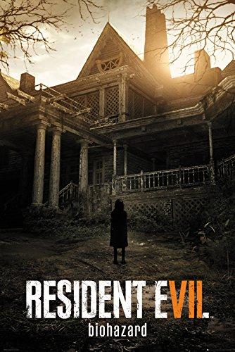 GB Eye Ltd GB Eye, Resident Evil 7, Schlüssel Kunst, Maxi Poster, verschiedene
