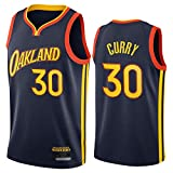 TIANYO Warriors Curry - Camiseta de baloncesto para hombre,