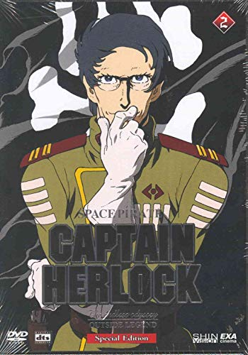 Captain Herlockthe Endless Odys (ep. 05-07) Volume 02 [IT Import]