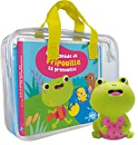 Mon premier livre de bain - La baignade de Fripouille la grenouille