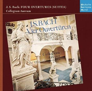 Bach: vier Ouvertüren