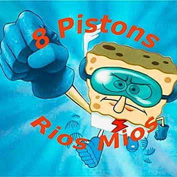 8 Pistons