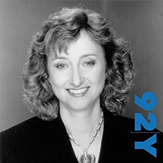 Deborah Tannen at the 92nd Street Y audiobook cover art