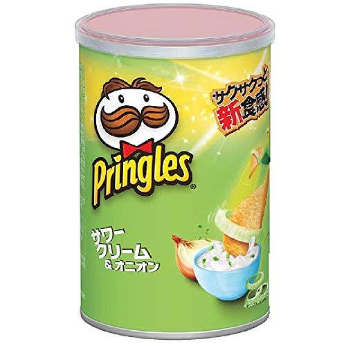 Pringles(プリングルズ)『サワークリーム&オニオン』