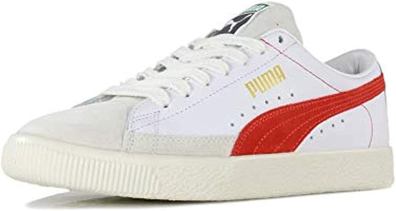 Herren Basket 90680 Turnschuhe Weiß, 36  fabrik direkt