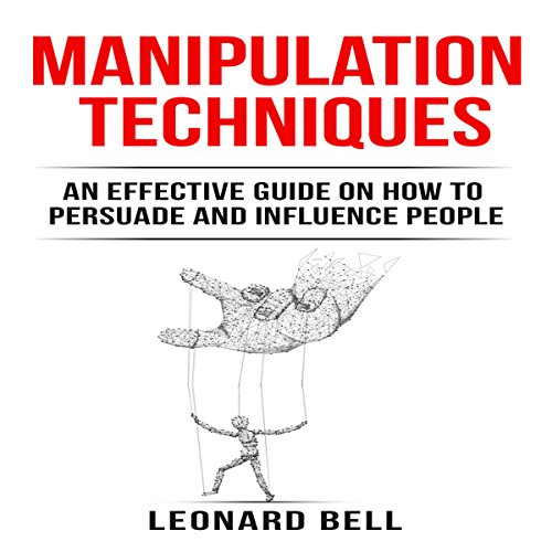 Manipulation Techniques audiobook cover art
