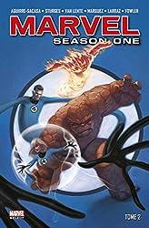 Marvel Season One Tome 2 de Matthew Sturges